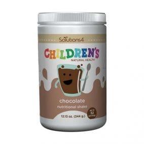 Chocolate Nutritional Shake for Children