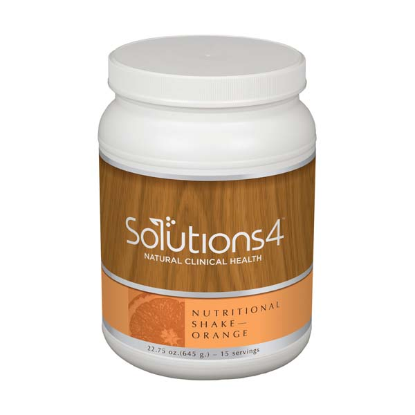 Orange Nutritional Shake
