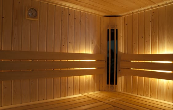 Infrared Sauna Weight Loss Program